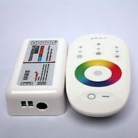 2.4G RGBW Full Touching Controller for led strip