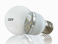 24 VDC 25 Watt ledbulb dimmable-ODF-G50-12-2,4