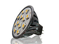 MR16 dimbare led lamp T12, 24Volt