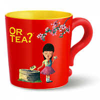 Or Tea? - Mok Red