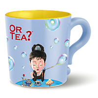 Or Tea? - Mok Baby Blue