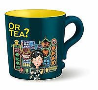 Or Tea? - Mok Midnight Blue