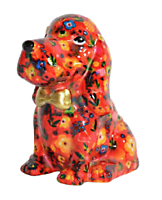 Pomme Pidou - money box - BASSET GEORGE or/rd