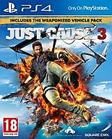 Just Cause 3 (PS4) *USED*