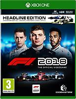 F1 2018 (Xbox One) *USED*