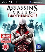 Assassin's Creed Brotherhood (PS3) *GEBRUIKT*