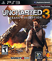 Uncharted 3: Drake's Deception (PS3) *USED*