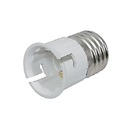 Lamp Adapter E27 naar BA22