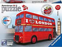 London Bus  3D puzzel Ravensburger