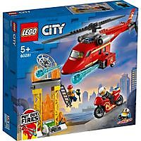 LEGO City 60281 Reddingshelikopter